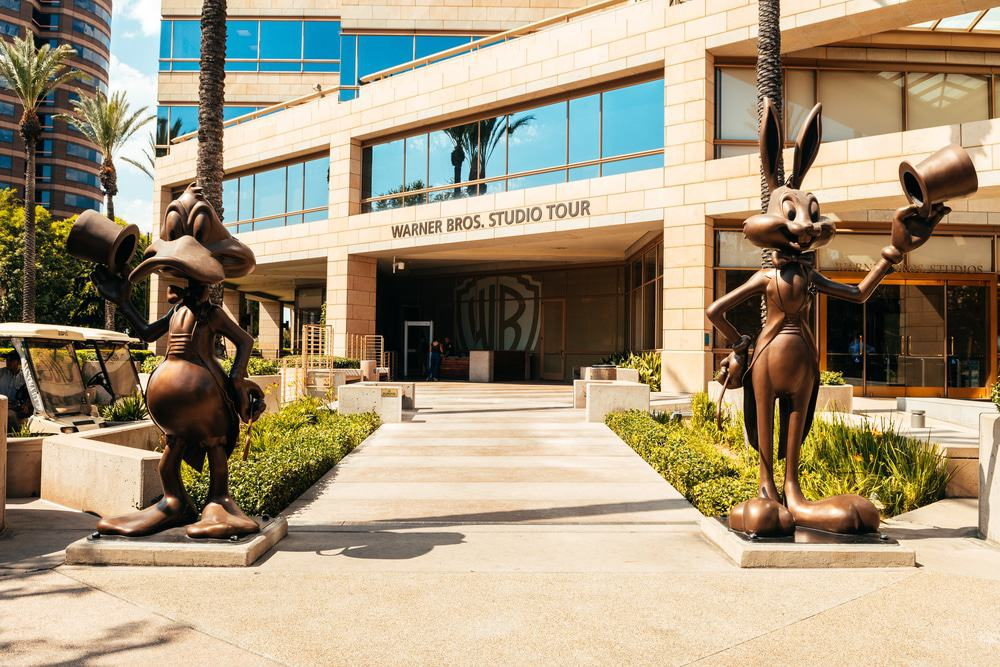 Warner Bros. Studio Tour, LA