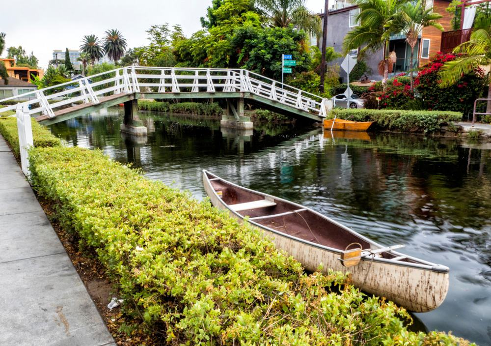 Venice Canals, Los Angeles