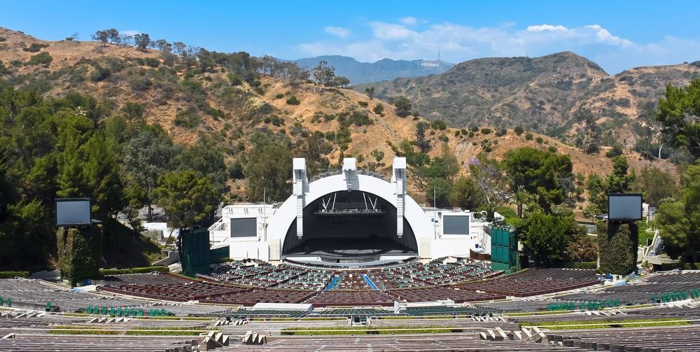 Hollywood Bowl, LA