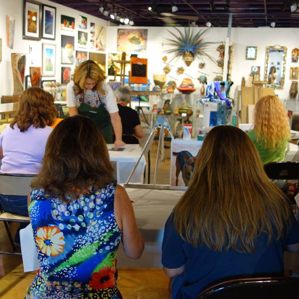 Fountain Hills Artist's Gallery