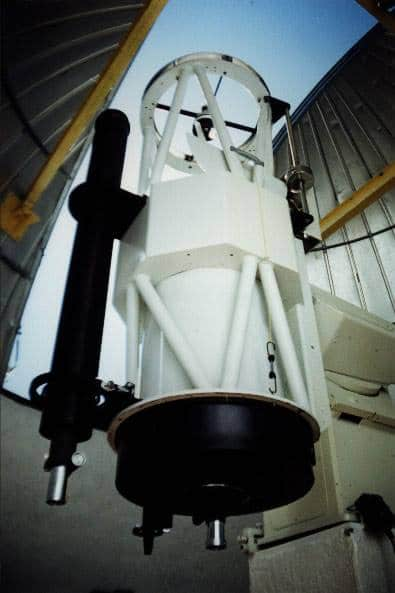 Governor Aker Observatory Telescope