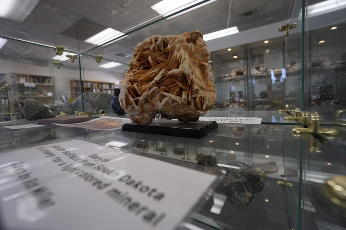 Pinal Geology & Mineral Museum