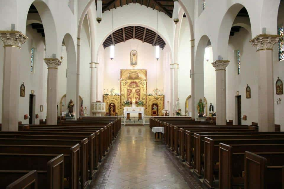 Sacred Heart Church Nogales