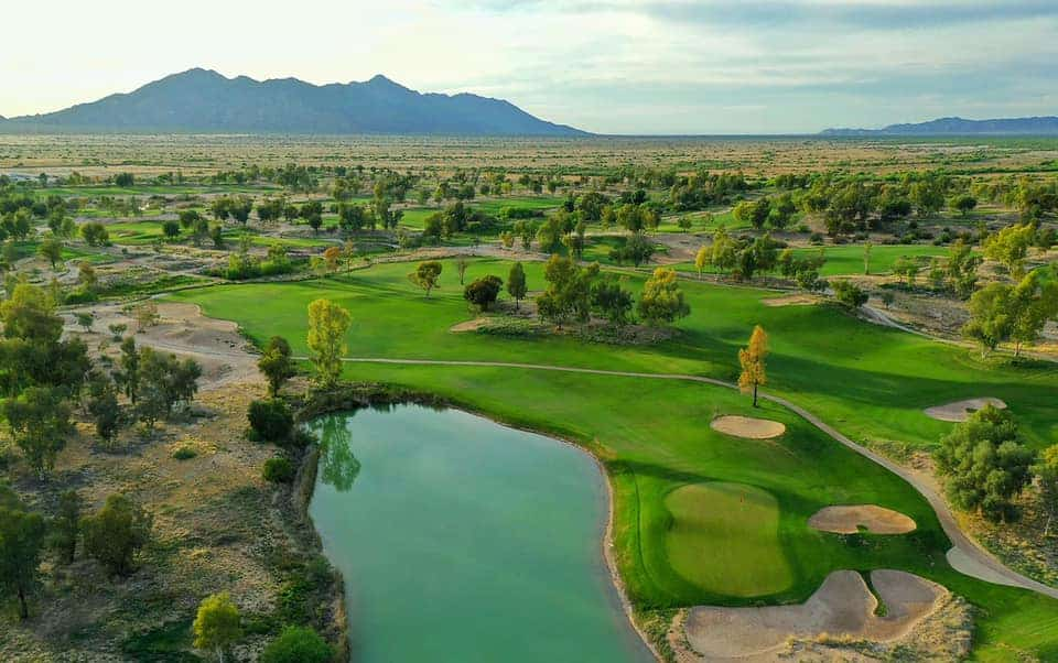 Southern Dunes Golf Club in Maricopa