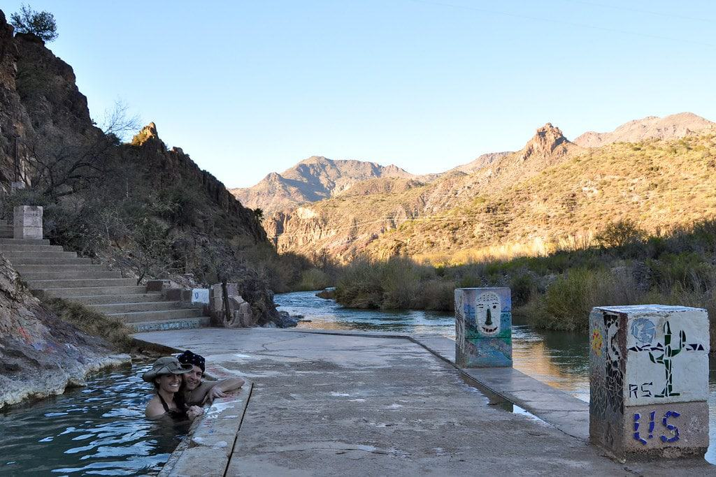 Verde River Hot Springs