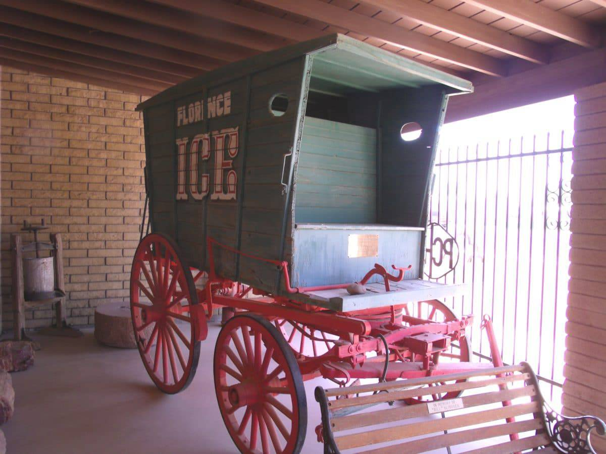 Pinal County Historical Society Museum
