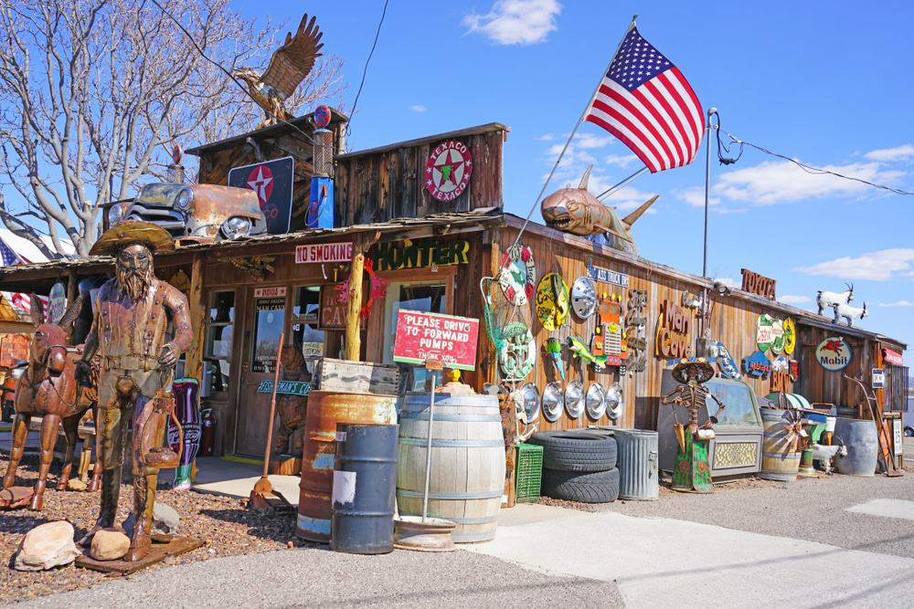 Cottonwood Old Town
