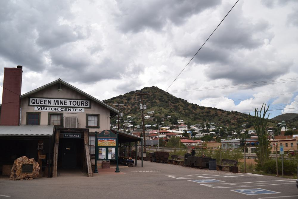 Queen Mine Bisbee Arizona