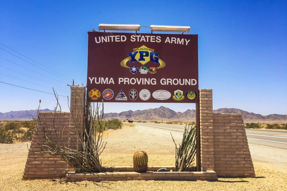 Yuma Proving Ground Heritage Museum