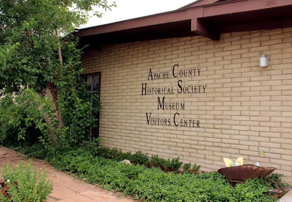 Apache County Historical Society Museum