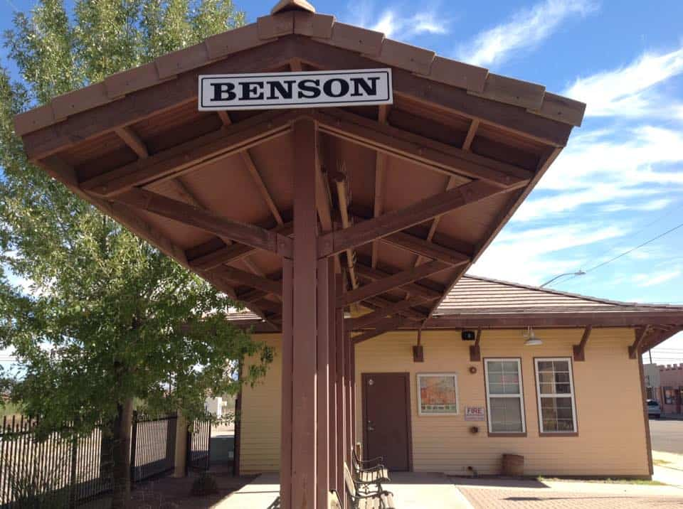 Benson Visitor Center