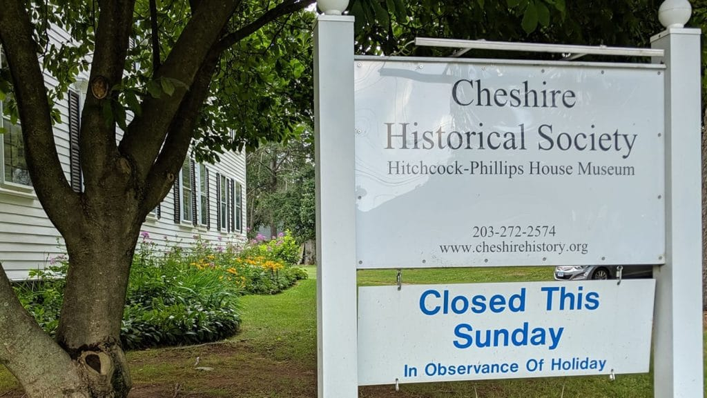 Cheshire Historical Society