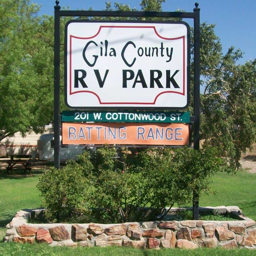 Gila County RV Park And Batting Range