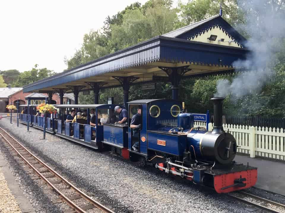 Irchester Narrow Gauge Railway Museum
