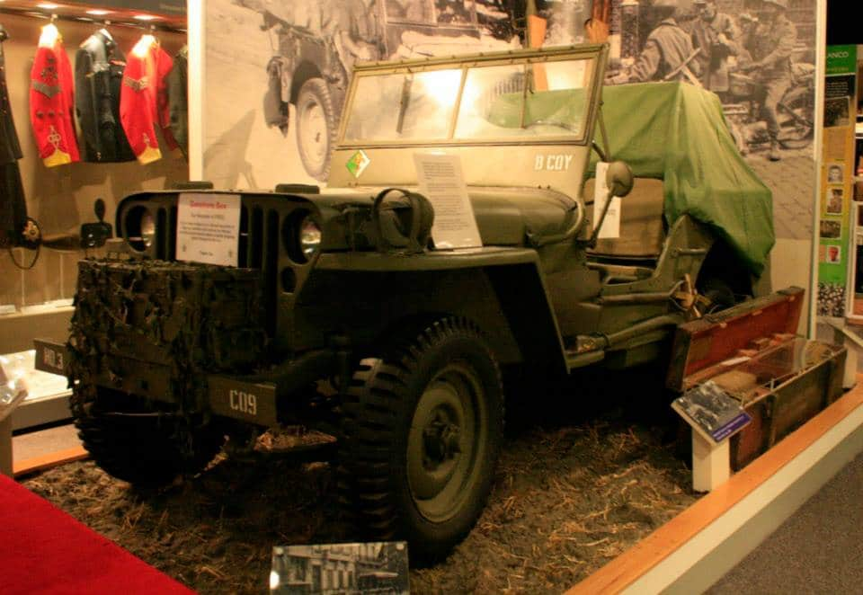 Museum Of The Manchester Regiment