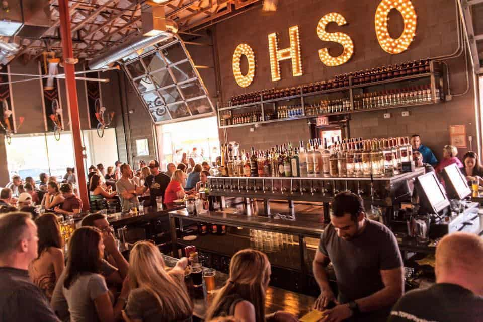 O.H.S.O. Brewery