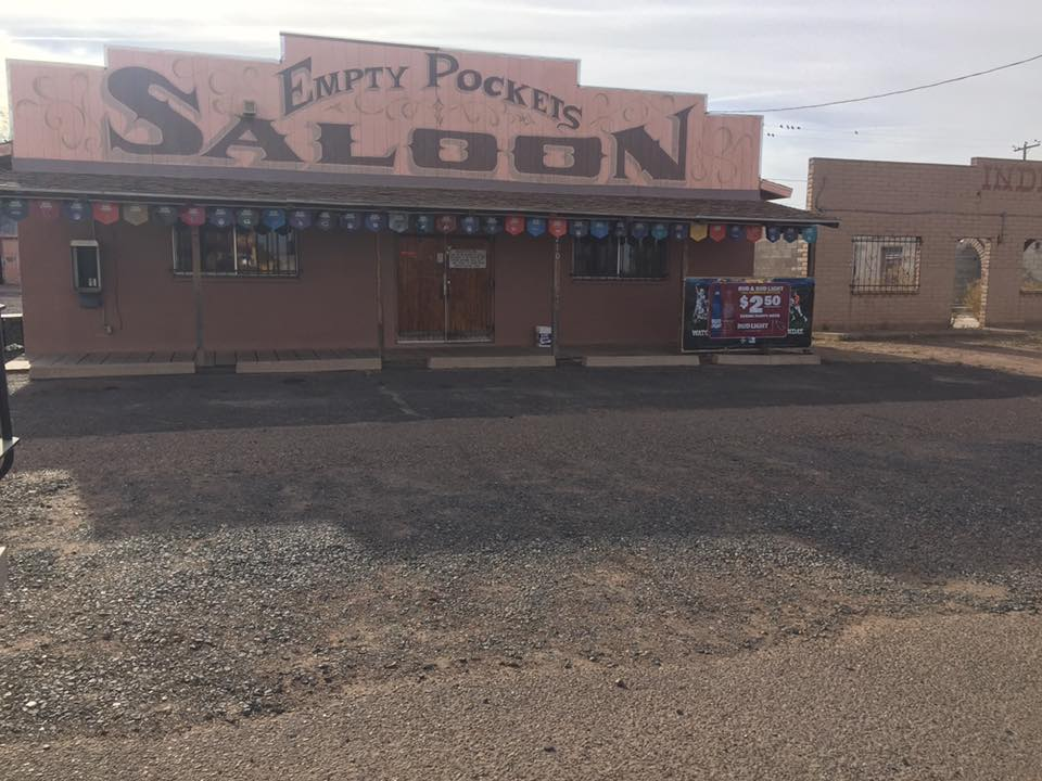 The Empty Pockets Saloon