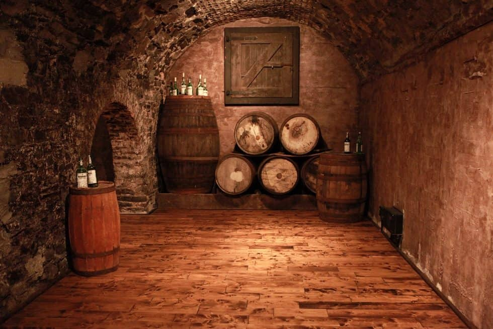 The Newman Wine Vaults