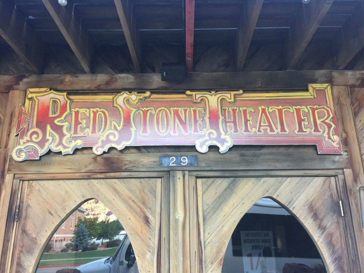 The Redstone Theater