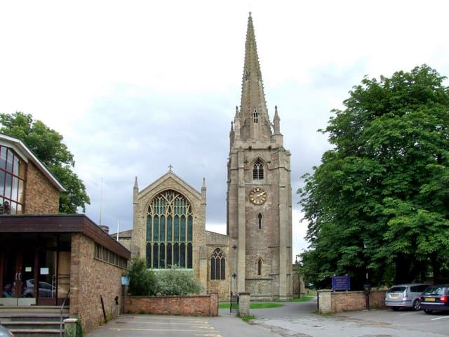St Mary and St Nicolas