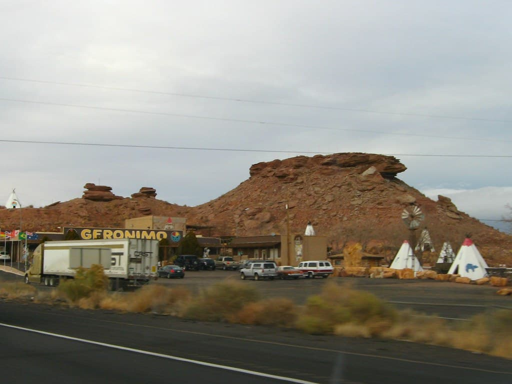 Geronimo's Trading Post