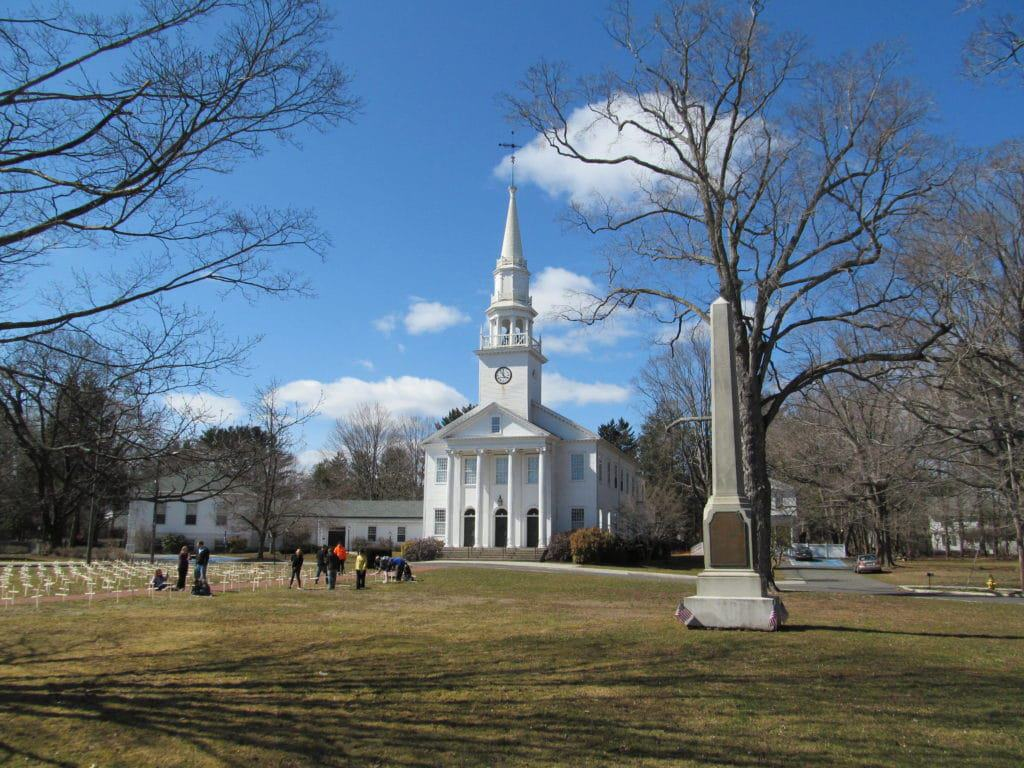 First Congregational Church of Cheshire