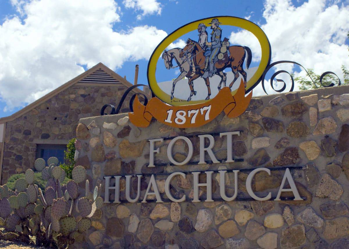 Fort Huachuca Base And Museum