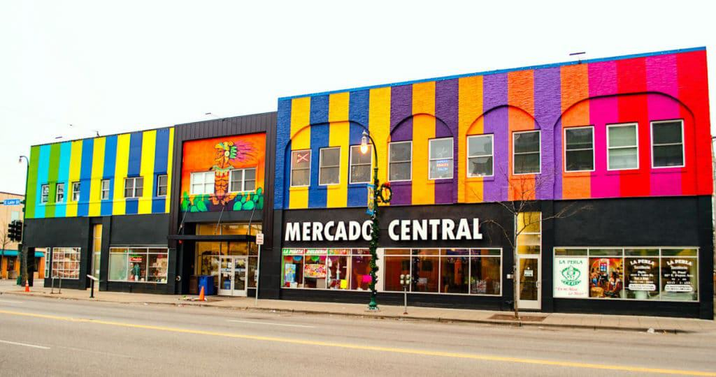 Mercado Central, Minneapolis