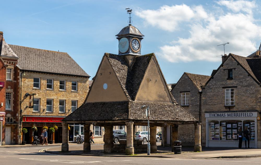 Witney Butter Cross
