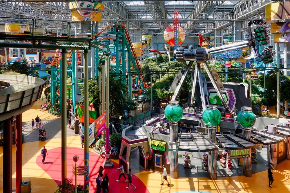 Mall of America, Minneapolis