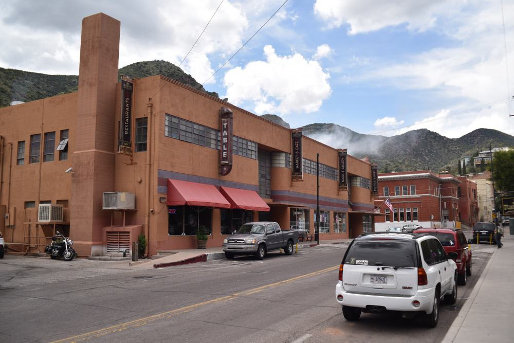 Bisbee Visitor Center