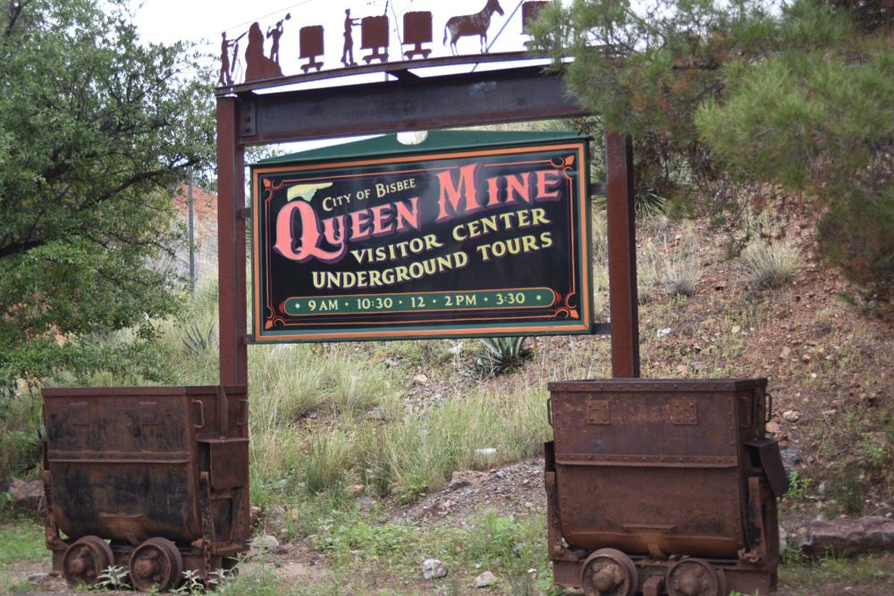 Copper Queen Mine Bisbee
