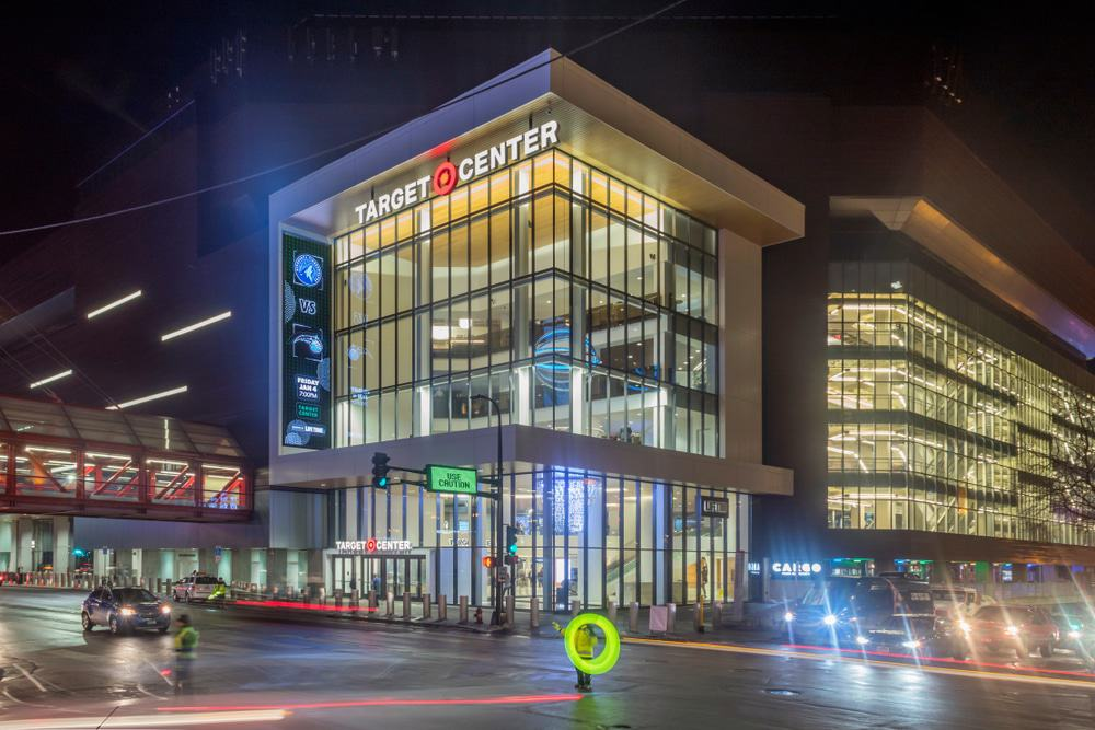 Target Center, Minneapolis