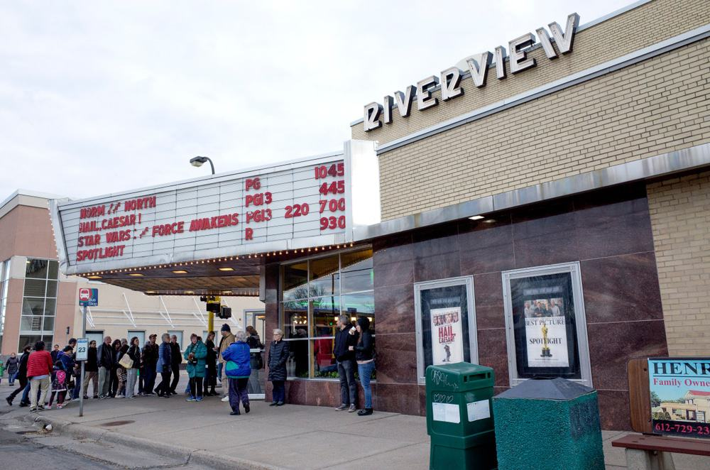 Riverview Theater, St Paul