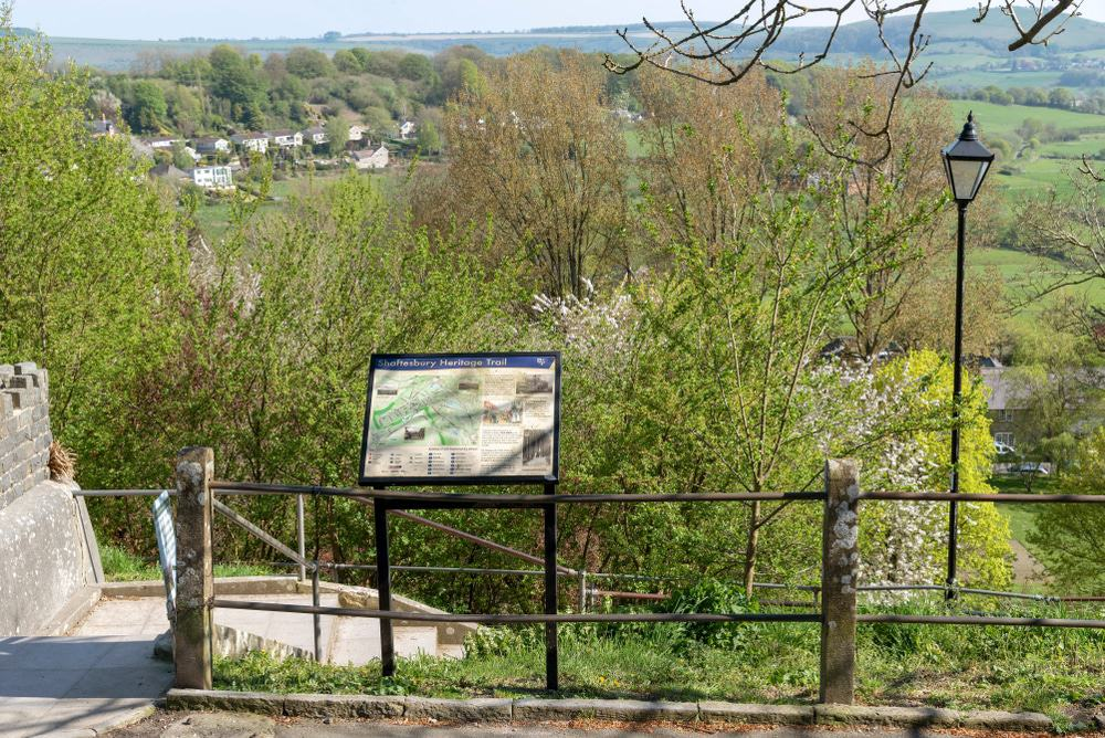 Shaftesbury Heritage Trail