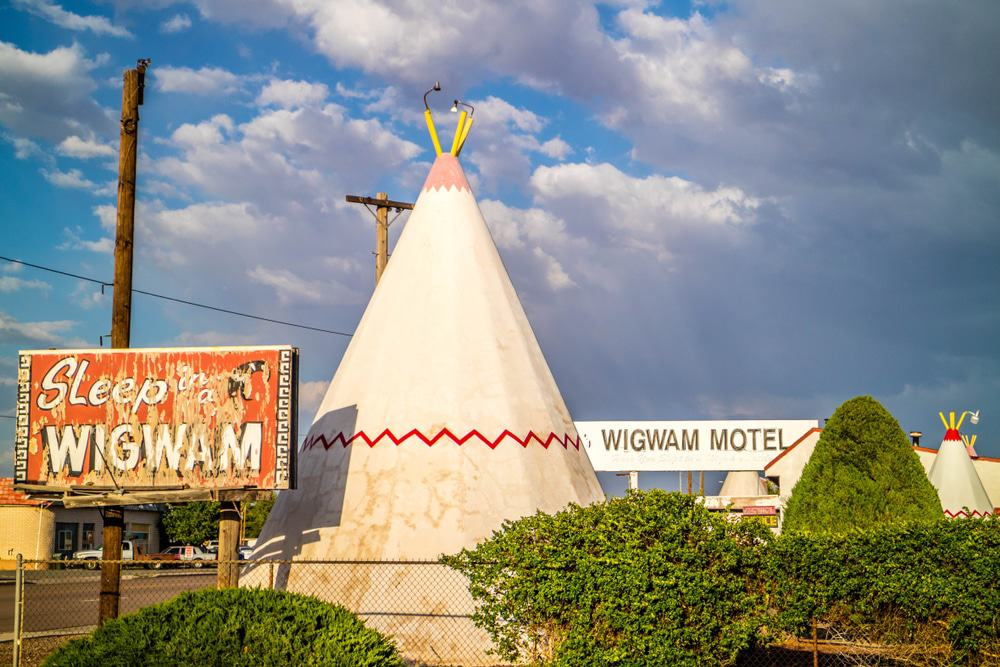 The Wigwam Village #6 Motel