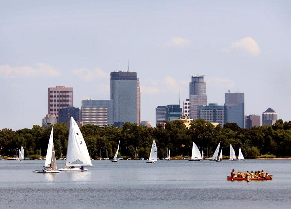 Lake Harriet, Minneapolis