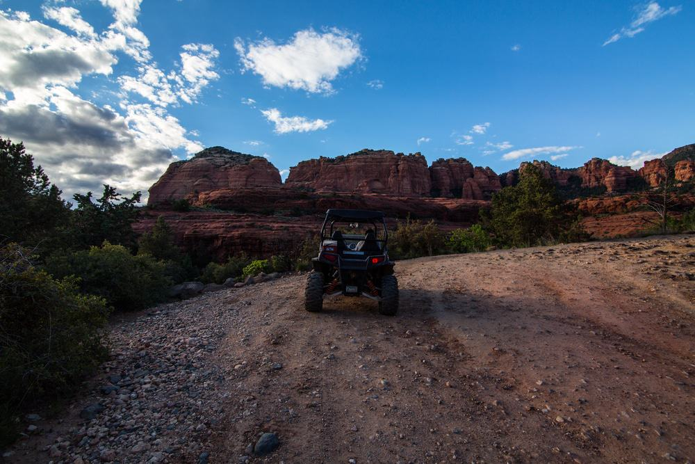 ATV Riding Arizona