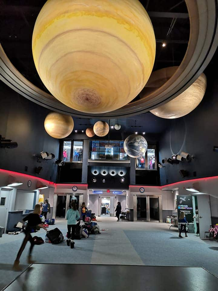 The Johnson Geo Centre