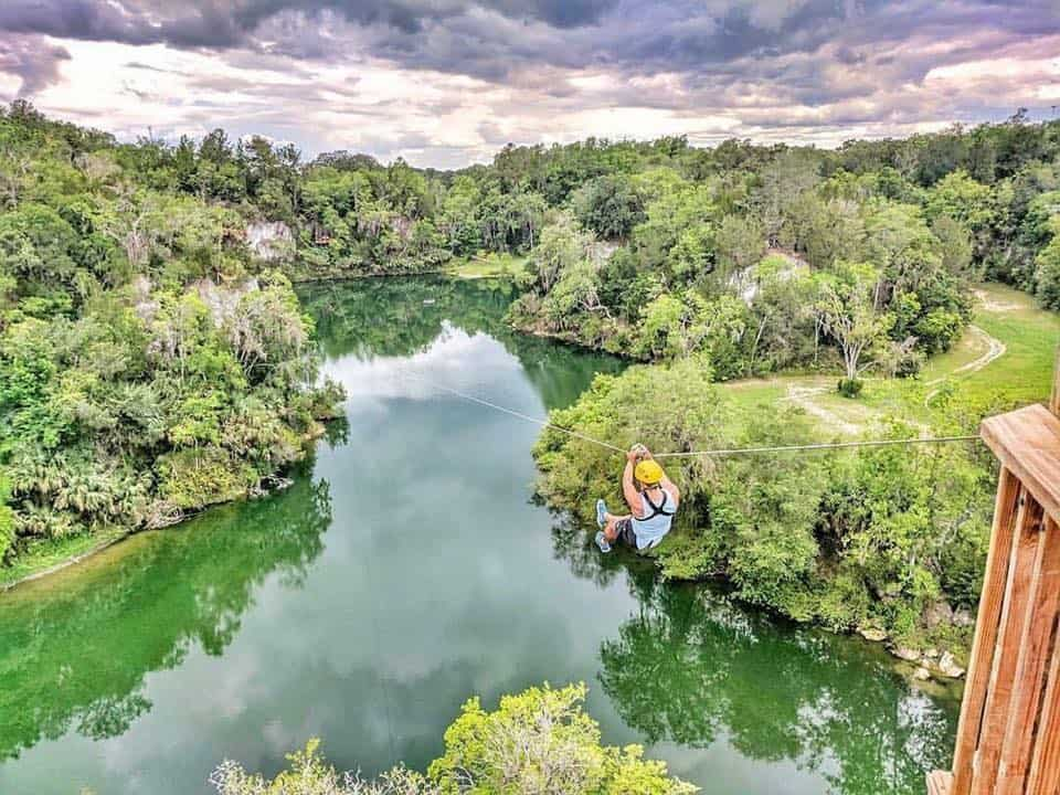 Canyons Zip Line And Canopy Tours