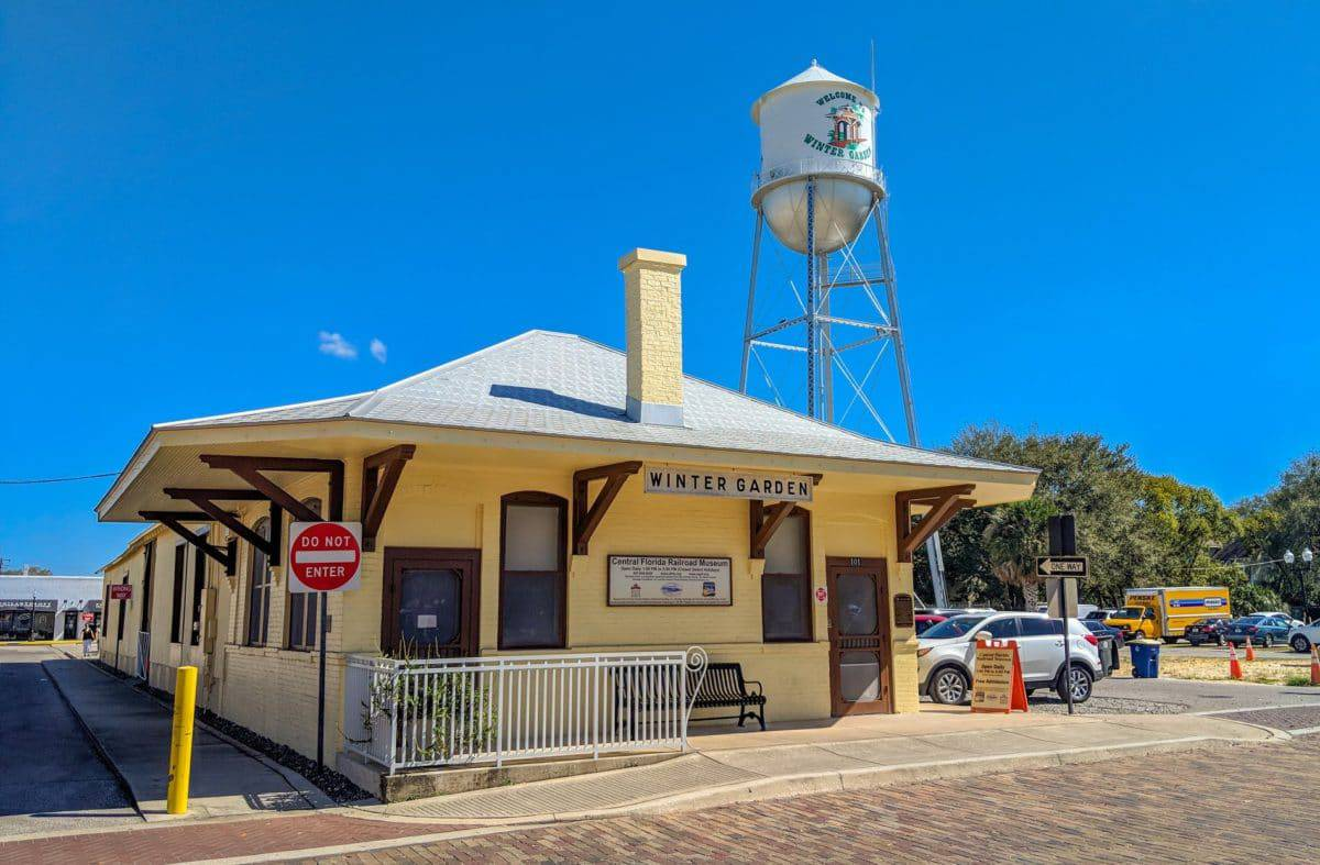 Central Florida Railroad Museum
