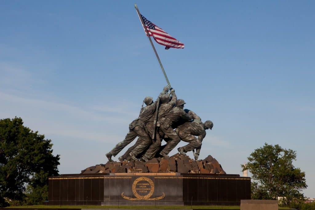 Iwo Jima Survivors Memorial Park