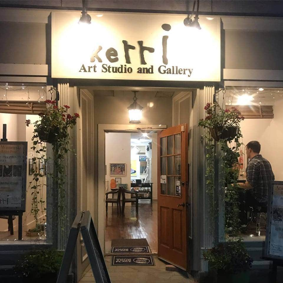 Kerri Art Studio And Gallery