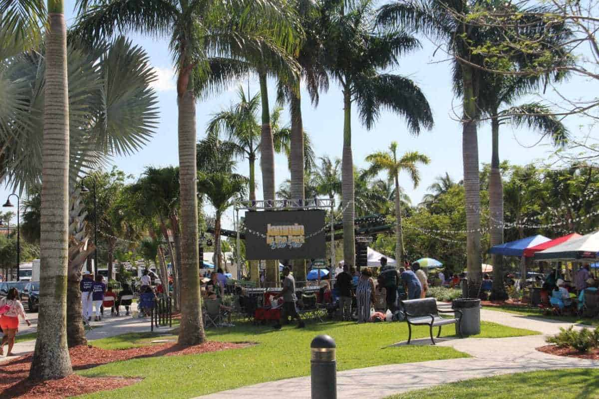 Lauderhill Jammin' In The Park And Art Fest