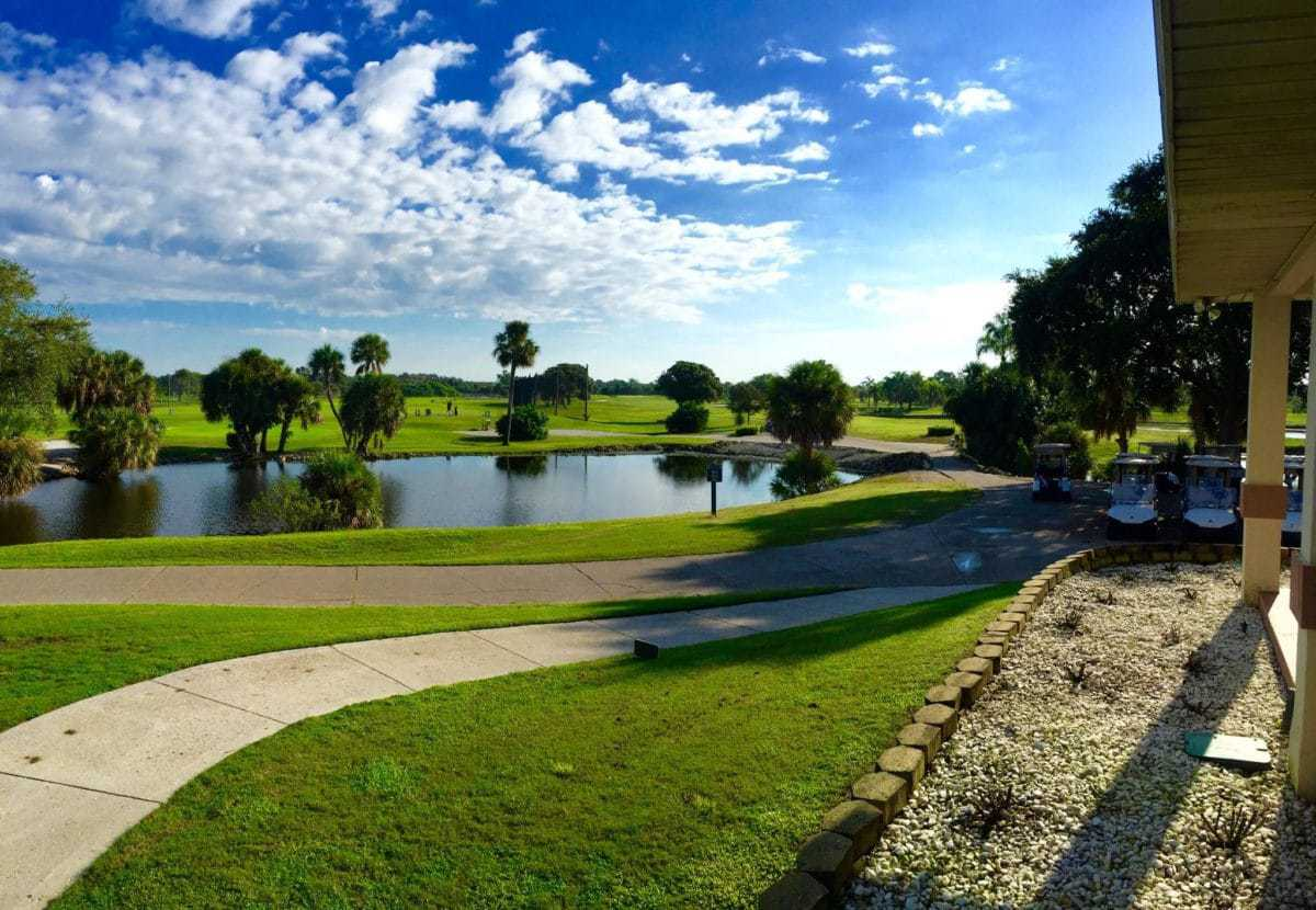 Manatee County Golf Course
