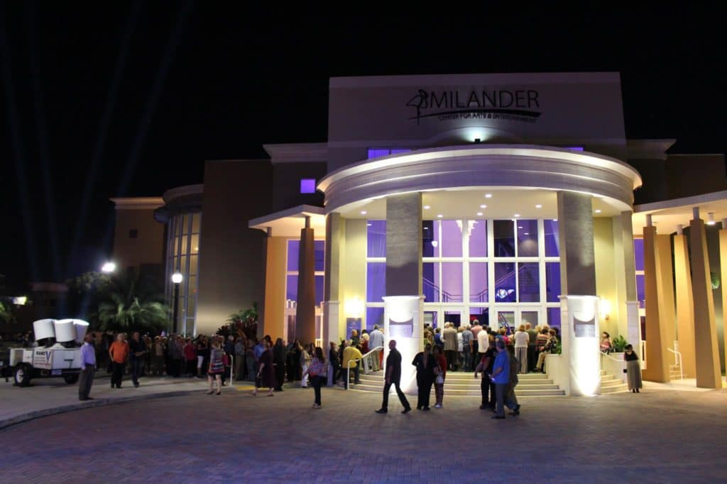 Milander Center For Arts & Entertainment