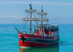 Sea Dragon Pirate Cruise