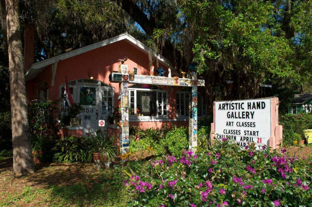The Artistic Hand Gallery And Studio