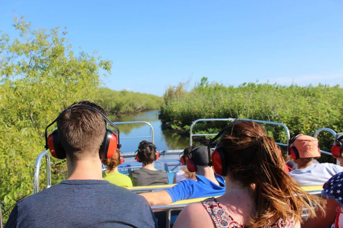 The Black Hammock Restaurant And Airboat Tours