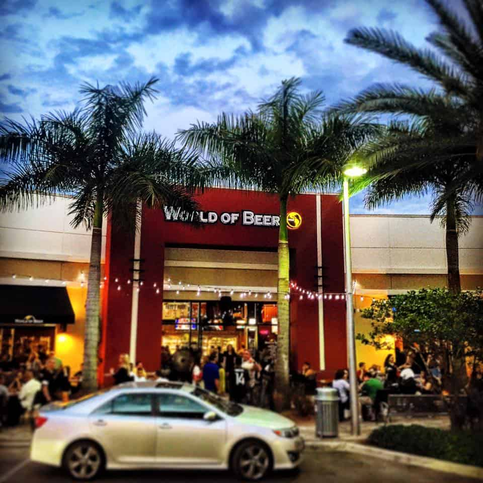World of Beer, Coconut Creek